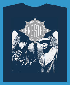 Gang Starr Tribute T-Shirt