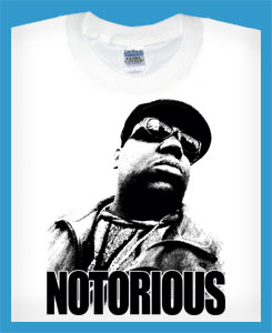 Notorious B.I.G. - Greatest of All Time T-Shirt